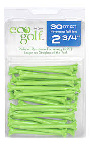 99 Eco Golf RRT Performance Tees RockBottomcom