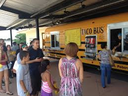 Taco Bus Opens Brandon Location On Falkenburg Road | Tbo.com Taqueria Angelicas San Francisco Food Trucks Roaming Hunger Tyler Florence Shares Secrets Of Successful Youtube The Taco Truck Milani Hi Taking A Delicious Side Trip On The Trail Tbocom Vehicle Wrap Wraps Miami Ft Lauderdale Florida Custom Charlies Tacos Los Angeles Bus Tampa Hungry Vegan Traveler Me Gusta Eat Duck Purveyors Dectable Discourse Southwest Forks Worlds Largest Festival Rons Shop Asheville Nc