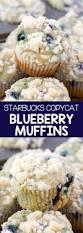 Starbucks Pumpkin Muffin Calories starbucks copycat blueberry muffins crazy for crust