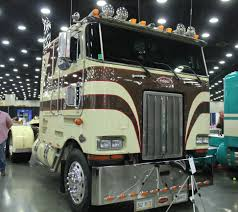 Cream And Brown Patterned Peterbilt Cabover, MATS 2017 Show. | Oh ... Pork Chop Diaries 2013 Feels Like Love Looks Trucks Gallery Trailer Champions In Mats Beauty Contest Trailerbody The Midamerica Trucking Show Opens Thursday Eye Candy From The 2017 Pky Truck Beauty Light Show Daily Rant High Shine Pete 2014 Outdoor Mid America Youtube Kenworth Cabover Photo Classic Big Rigs A Wrap Up Of 2015 Ritchie Bros 2010 Bright Shiny Objects Fascinate Goers Peterbilt Showcases Latest Products And Services At Mats 2016 1 3 Videos Rig By Blingmaster Part