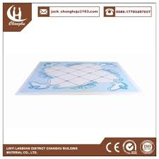 pvc tongue and groove ceiling panel pvc vinyl tile made in china