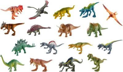 Jurassic World Mini Dino Figures