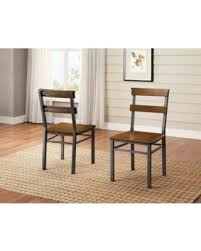 Hot Sale Better Homes and Gardens Mercer Dining Chair Set of 2
