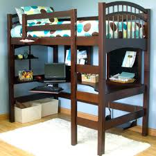Ikea Full Size Loft Bed by Loft Beds Full Loft Bed Easy Height Bunk Stairs Hackers Beds