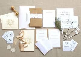 Rustic Elegance Wedding Invitations Stationery For A And Elegant Burlap