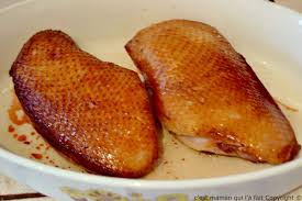 c est maman qui l a fait comment faire cuire un magret de canard