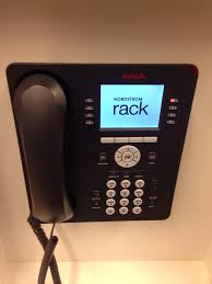 Phone of the Day Avaya 9611g Nordstrom Rack Northbrook IL ← Two