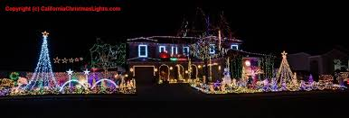 Christmas Tree Lane Ceres Ca Address by Best Christmas Lights And Holiday Displays In Elk Grove