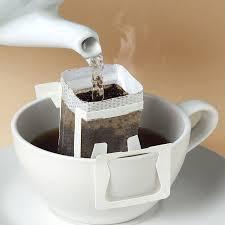 Ground Coffee Fresh Drip Bag China Brand High Quality Wholesale Arabica Pure Instant Herbal