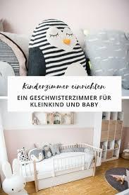 kinderzimmer einrichten ein geschwisterzimmer für kleinkind