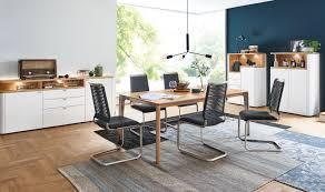 dining rooms ranges fabio venjakob möbel vorsprung