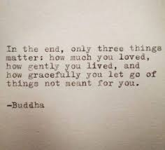 Ever Wonder About What Your Yoga Teacher Worries Buddha Quote