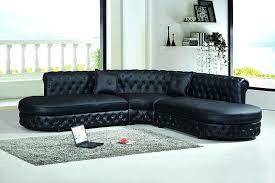 canapé chesterfield cuir noir canape angle chesterfield canapa sofa divan canapac dangle
