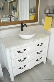 White French Country Bathroom Vanity by Get 20 Dresser Bathroom Vanities Ideas On Pinterest Without