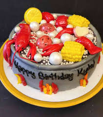 Crawfish Boil Decorations In Houston by All Cakes Le U0027 Bakery Sensual