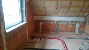 sanitär heizungsinstallationsarbeiten verlegen der rohre