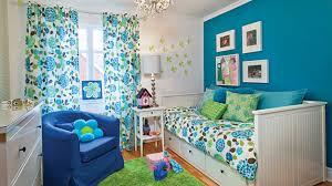 chambre fille bleu fleurs à la mode dans une chambre de fille les idées de ma maison
