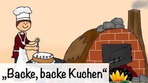 backe backe kuchen kinderlieder kinderlieder kinderlieder singen