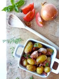 cuisiner des pommes de terre nouvelles pommes de terre nouvelles en cocotte