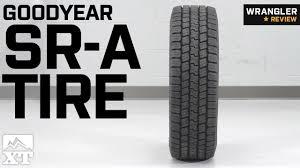 Jeep Wrangler Goodyear Wrangler SR-A Tire (29-33