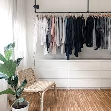 kleider kommode mit kleiderstange schlafzimmer