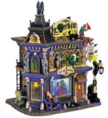 Lemax Halloween Village 2017 by Lemax Spooky Town Zombie U0027s Cafe With Adapter Part Of The Village