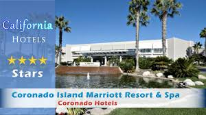 Marriott Gaslamp Fb by Coronado Island Marriott Resort U0026 Spa Coronado Hotels