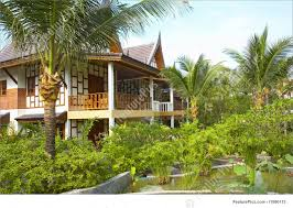100 Thai Modern House Residential Architecture View Of Nice Thai Style Modern Villa In Tropic Environment