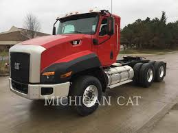 100 Cat Trucks For Sale 2017 Erpillar CT660L Day Cab Truck 394 Hours Shelby