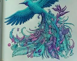 Animorphia Colouring Book Illustrated By Kerby Rosanes Kerbyrosanes Adultcolouringbook Coloring Derwent Derwentcoloursoft Colored
