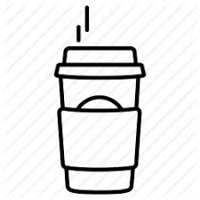 Image Result For Starbucks Cup Outline