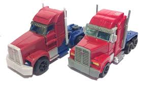 Transformers Prime Optimus Prime | TransformersToyReviews