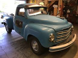 Custom In The Works: 4.6-Liter Ford Powered 1952 Studebaker Truck 1950 Studebaker Truck Brochure 1959 Napco Promo Youtube For Sale Classiccarscom Cc1045194 1947 Pickup S1301 Dallas 2016 1949 Hot Rod Network Low And Behold Custom Classic Trucks Vintage Stock Photos 1002clt01z1947studebakm5piuptruckfrontbumper With A Turbo Diesel Engine Swap Depot 1953 Sale 77740 Mcg Dream Ride Builders
