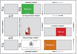 Parking Directions Fox Theatre Theaters