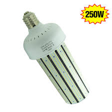 250 watt led corn cob bulb l e39 mogul base 1000 watt hps metal