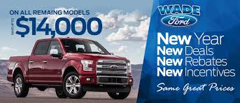 100 Bartow Ford Used Trucks Dealership In Smyrna GA New And Cars For Sale Wade