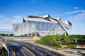 100 Robinson Architects Super Bowl 2019 MercedesBenz Stadium Architect Takes Us Inside The