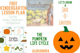 Books About Pumpkins For Toddlers by Halloween Lesson Plans For Preschool Elipalteco