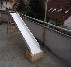 holz rutsche mit treppe fürs wohnzimmer selber bauen