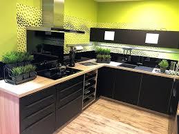 nobilia musterküche moderne u küche in schwarzmatt und