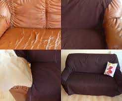 tissu pour recouvrir un canapé recouvrir un canape cuir maison design wiblia com