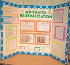 Science Fair Display Example I Like The Look Of Using Bulletin Board Border