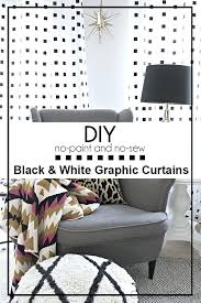 Black Kitchen Curtains Walmart by Curtains Black And White U2013 Teawing Co