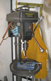Floor Mount Drill Press by Aluminum Cast Drill Press Knobs Ctm Projects