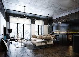 100 Bachlor Apartment Industrial Style 3 Modern Bachelor Design Ideas