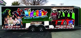 About Kidnetix Mobile Game Party Video Game Truck GTA