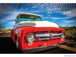 1956 Ford F100 For Sale Near Carefree, Arizona 85377 - Classics On ...