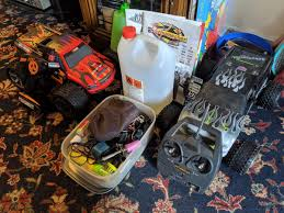 100 Monster Truck Nitro 2 Nitro Rc Car Truck Monster Truck With Extra In LS5 Leeds For