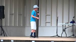 The Barkalows 2014 by Tommy Lucas Sings Treasure Youtube