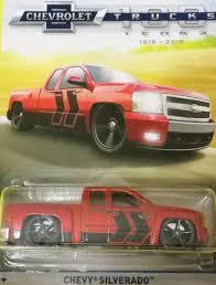 100 Boyer Ford Trucks Inc Amazoncom HOT WHEELS 100 YEARS CHEVROLET TRUCKS RED CHEVY